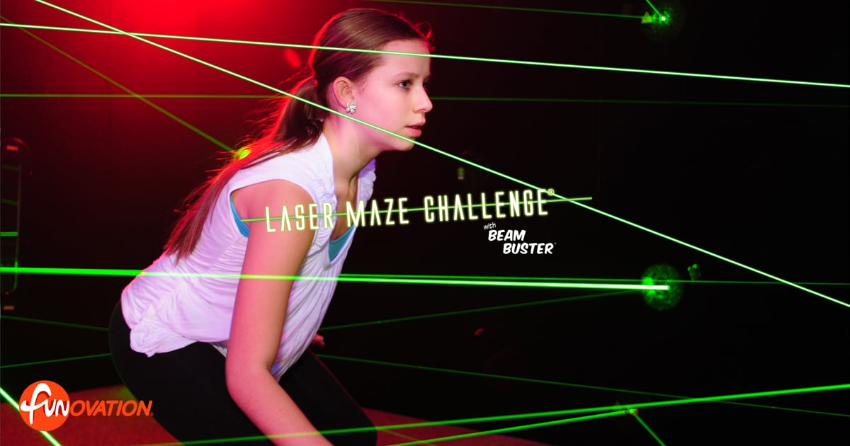 Funovation Laser Maze Challenge