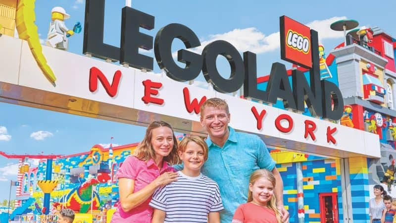 Legoland new york is one of the attractions delayed due to coronavirus