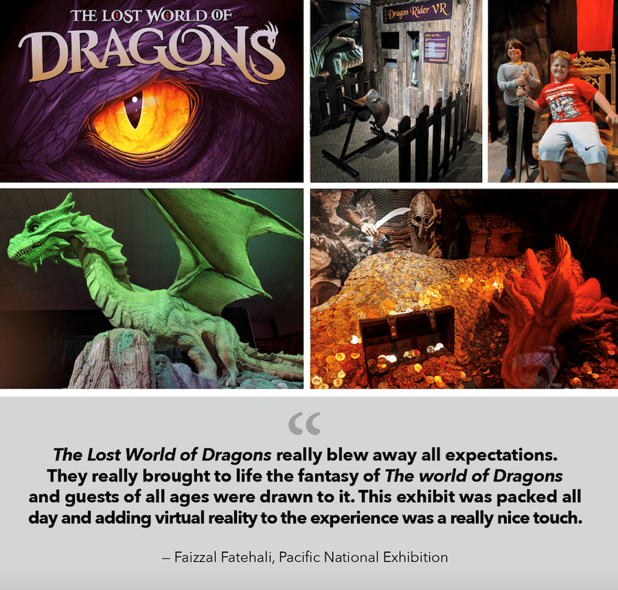Lost World of Dragons EDG