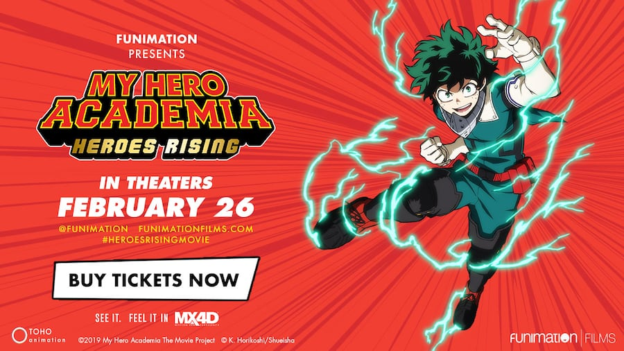 MediaMation My Hero Academia