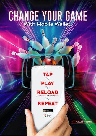 Change your Game with the Mobile Wallet