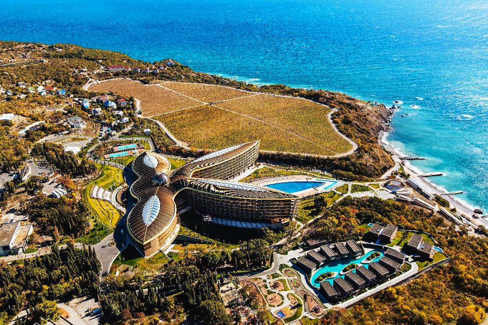 Mriya Resort & Spa Crimea