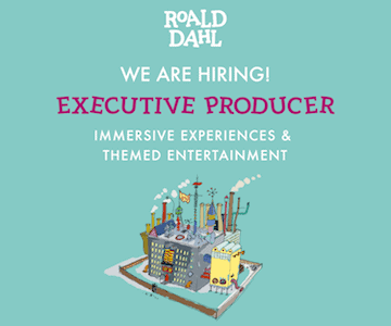 Roald Dahl Executive Producer