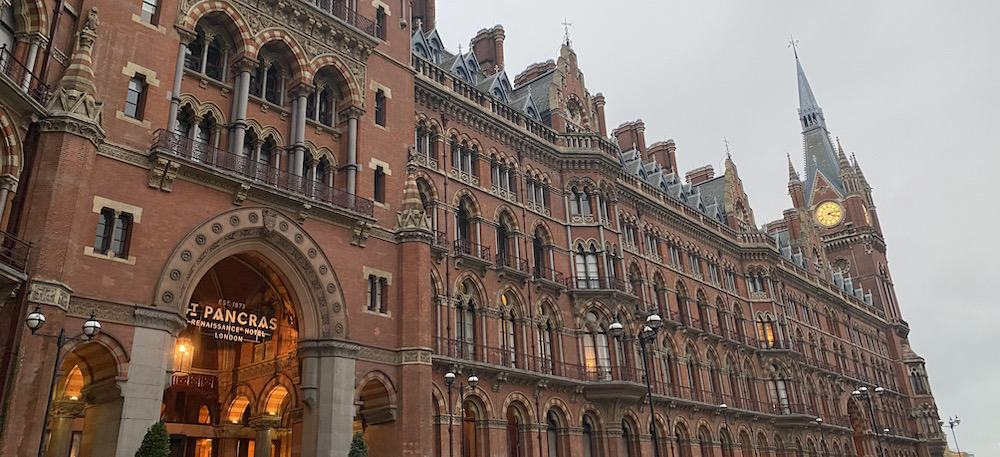the TOR Systems User Forum was held at the St Pancras Renaissance Hotel in London