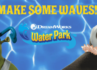 dreamworks water park