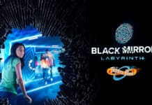 Black Mirror Labyrinth Thorpe Park
