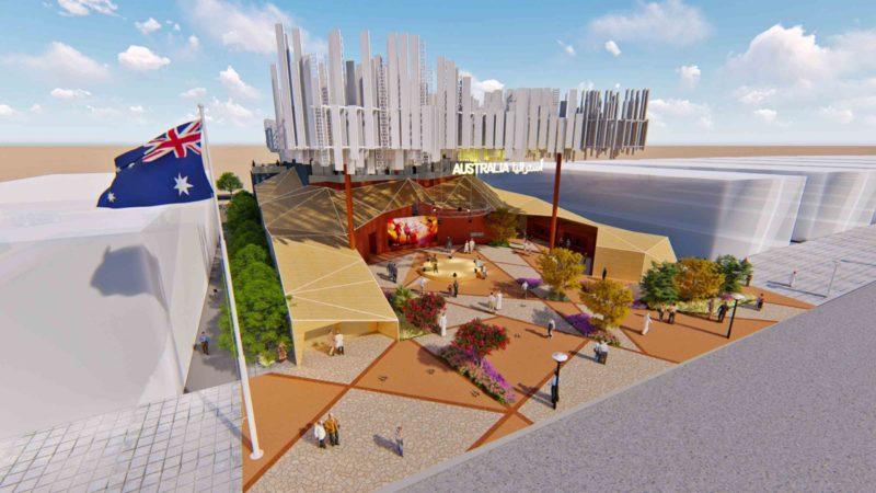 expo 2020 australia pavilion