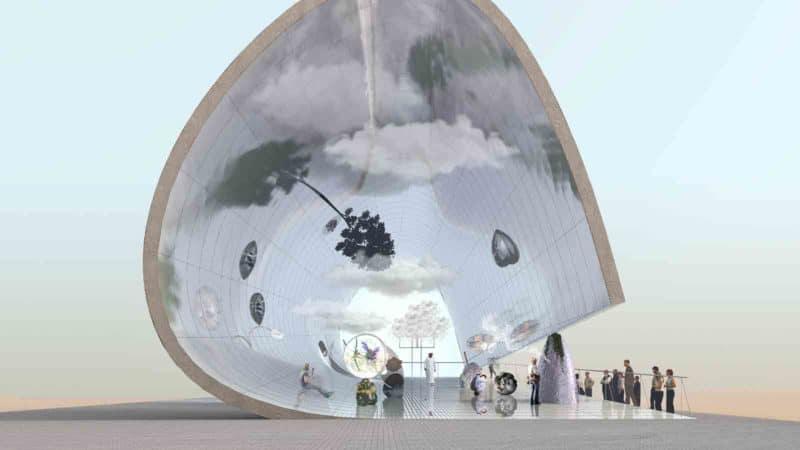 expo 2020 latvia pavilion