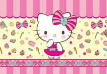 dream island hello kitty