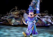 Disney shares virtual viewing of Magic Happens