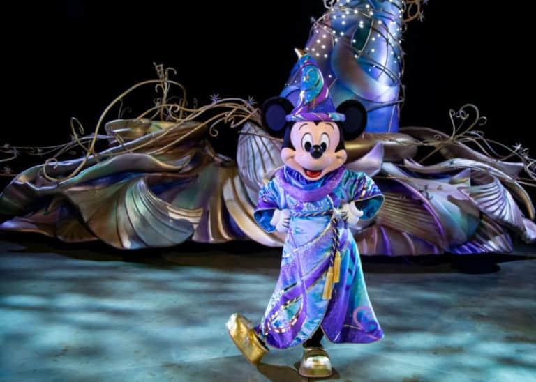 magic happens disneyland