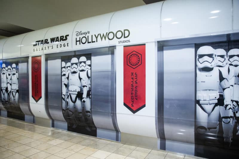 star wars stormtroopers orlando airport
