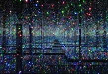 Tate Modern celebrating 20th birthday with Yayoi Kusama: Infinity Rooms