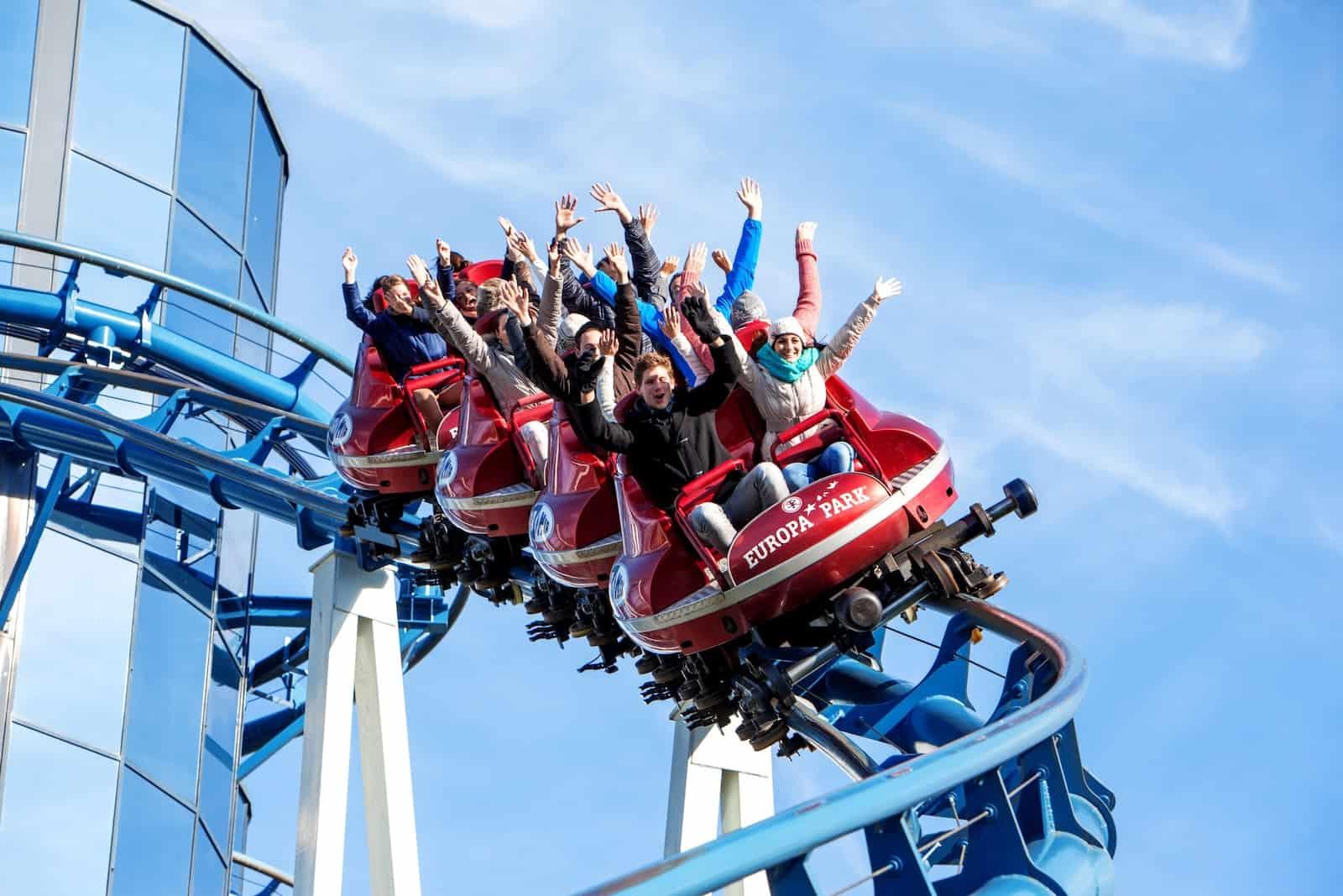 Europa-Park coaster