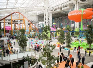 Nickelodeon Universe is closed due to COVID-19 - attractions news