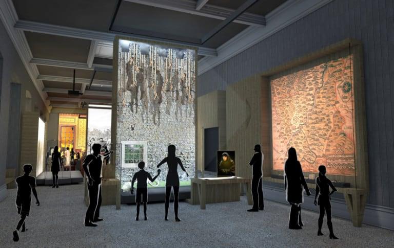 Nottingham Castle Rebellion Gallery Sysco