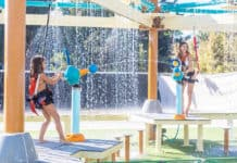 Polin introduces new team-building activity, Splash Course