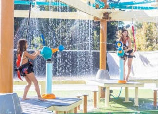 Palomaqua Water Park - Splash Course by Polin