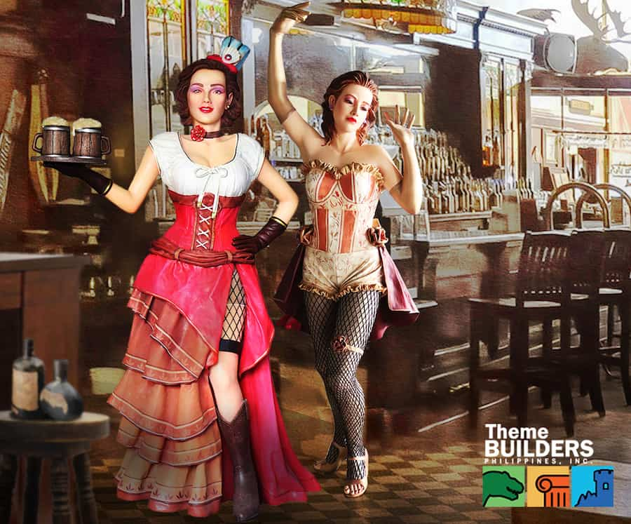 Themebuilders Wild West Collection