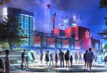 avengers campus disneyland is an example of creating an immersive experience with IP