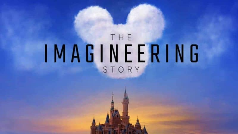 disney plus imagineering story