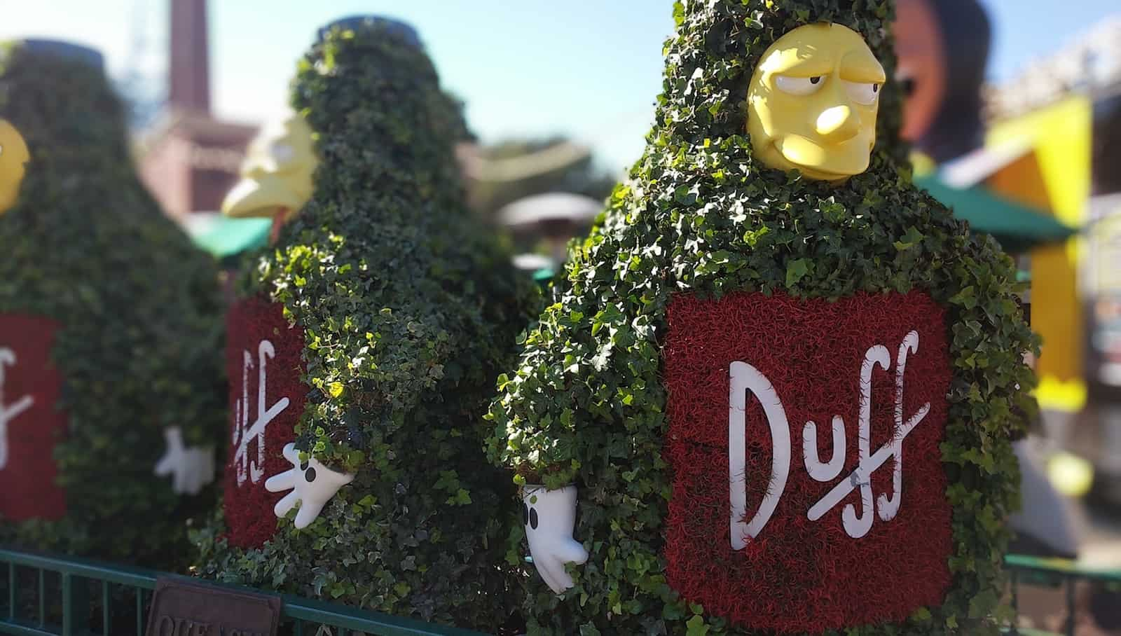 orlando theme parks reopen duff universal