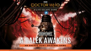 escape hunt doctor who dalek awakens