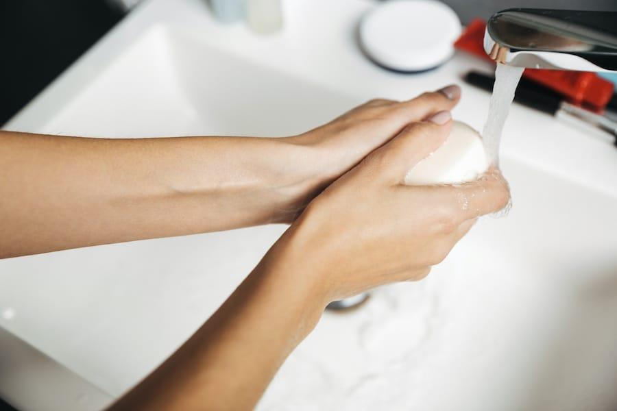 handwashing is key to tackling the coronavirus outbreak