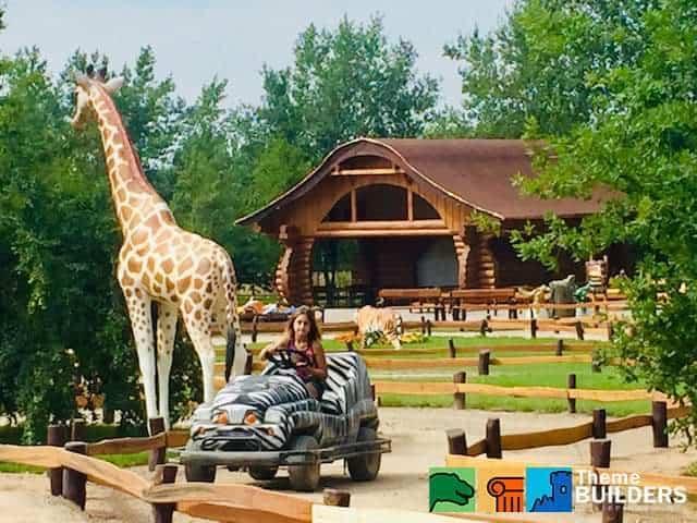 themebuilders fajnpark animals
