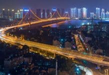wuhan bridge