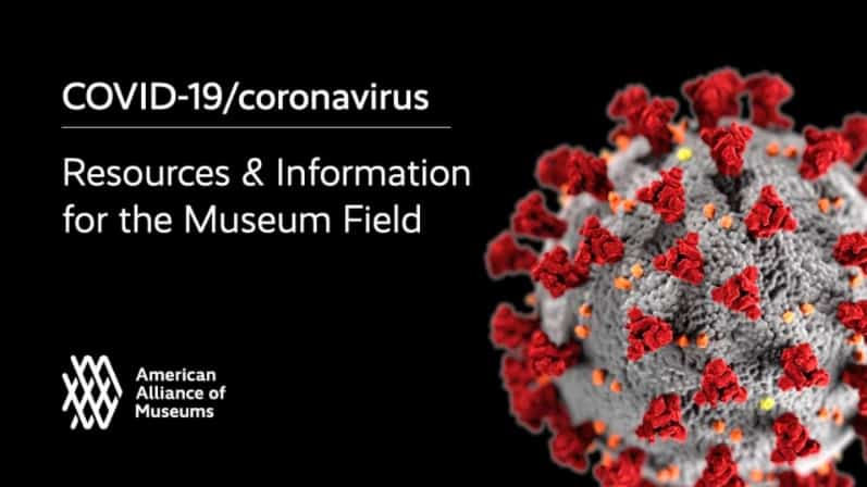 AAM coronavirus resources attractions update