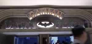 Batman Dark Flight Kraftwerk