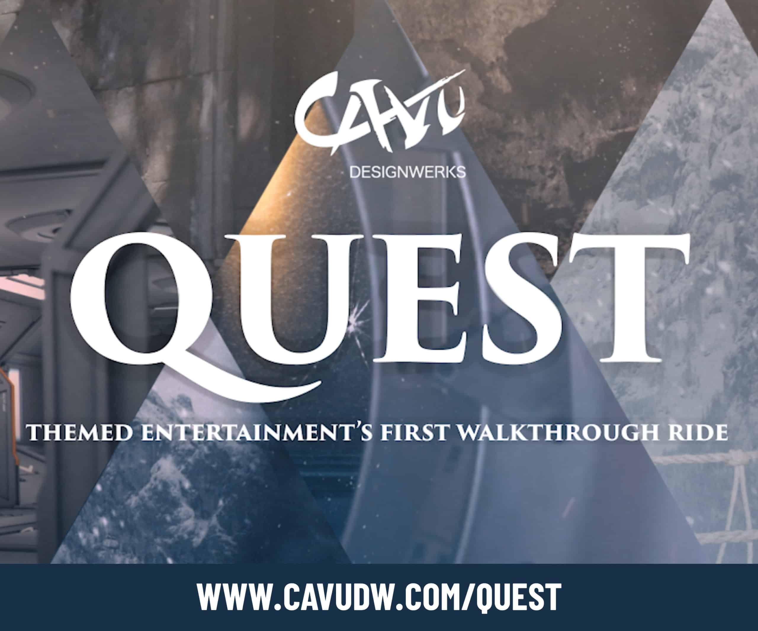 CAVU Quest Walkthrough Ride