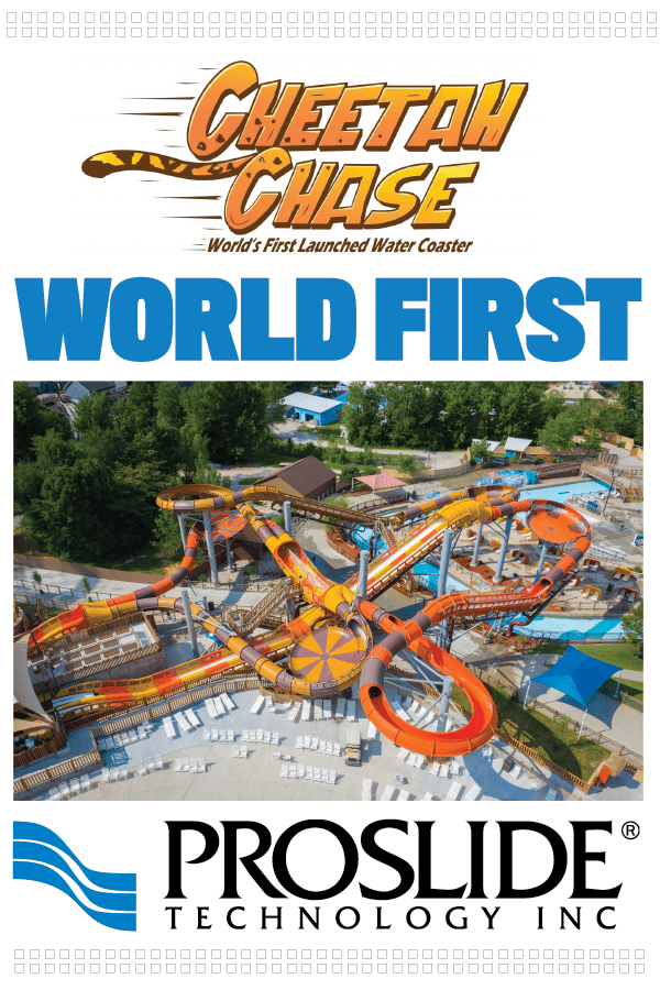 Cheetah Chase World First ProSlide