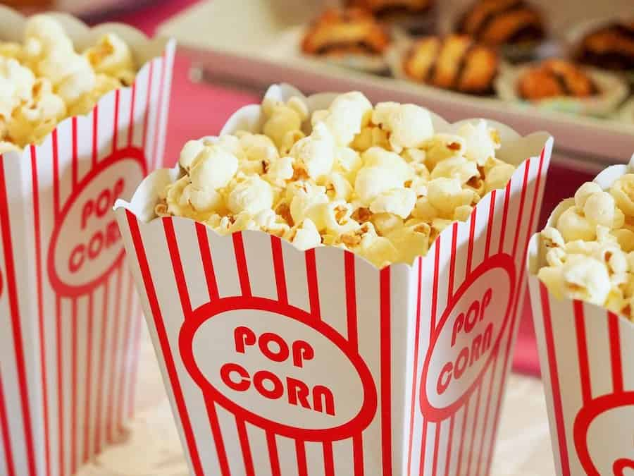 Cinema popcorn - could COVID-19 cause the movie theatre to disappear altogether?