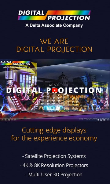Digital Projection Experience Economy