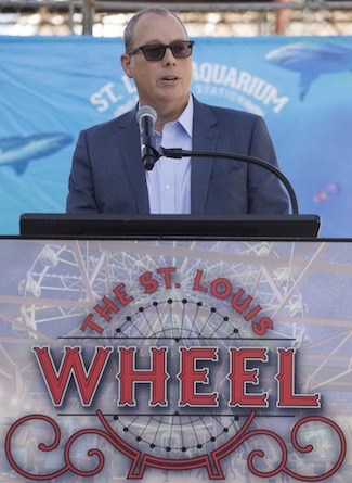 Eli Stovall St Louis Wheel talks about reopening after COVID 19 at St Louis Union Station