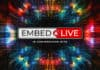 Embed launches Embed Live in response to COVID-19