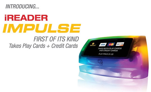 Intercard-iReader IMPULSE