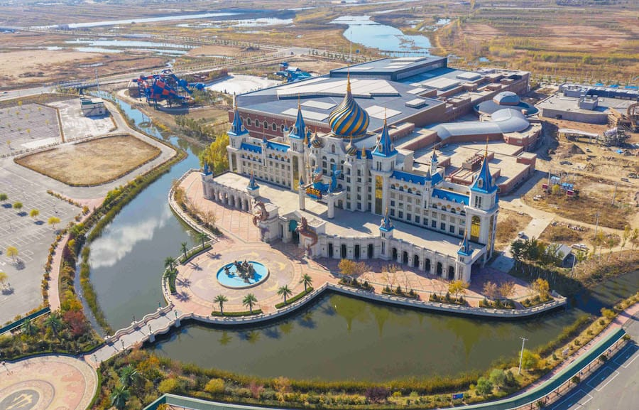 Legacy winds award for Kingdom of Poseidon in China