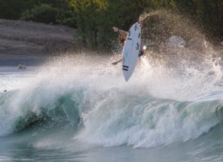 Rob Kelly talks to blooloop about surfing technology
