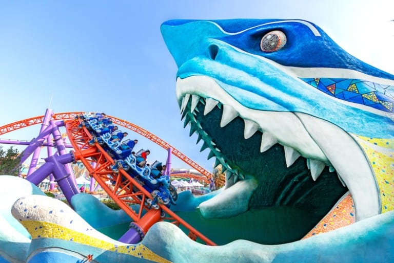 Shanghai Haichang Ocean Park - how Asian attractions are dealing with coronavirus