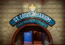 St. Louis Aquarium Entrance