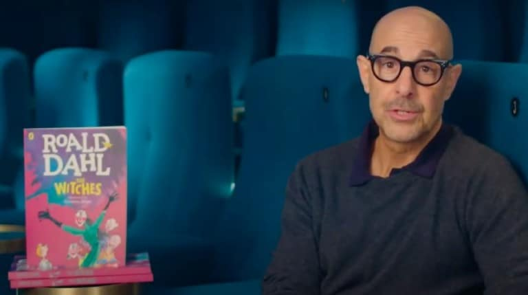 Stanley Tucci reads The Witches Roald Dahl