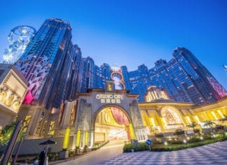 Legacy Entertainment wins Forbes travel award for Macau Studio City