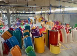 WhiteWater Polmar slide manufacture
