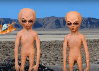 area15 quarantine video aliens