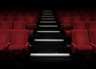 empty cinema - could COVID-19 spell the end of the movie theatre?