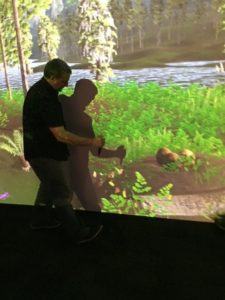 Gesture play and immersive experiences