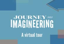 Take a virtual tour of Walt Disney Imagineering